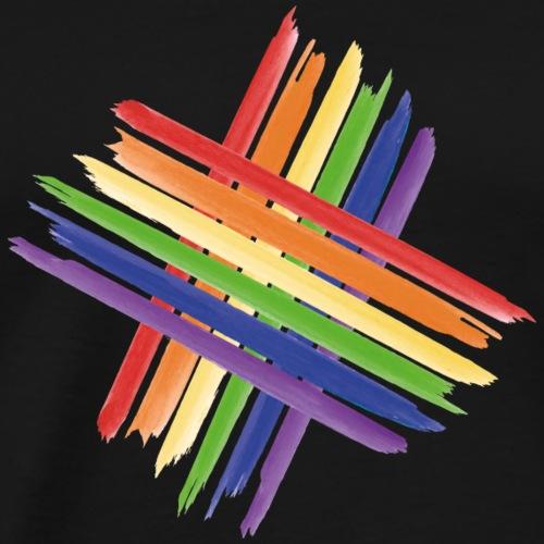 Pride in our diversity - Men's Premium T-Shirt
