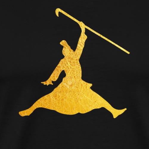 Jeeta Jordan Gold - Men's Premium T-Shirt