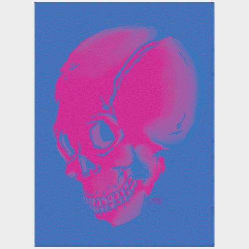 Color Skull - Men's Premium T-Shirt