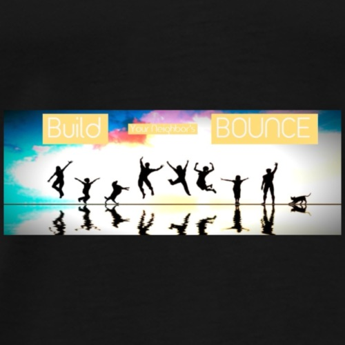 Bounce - Men's Premium T-Shirt