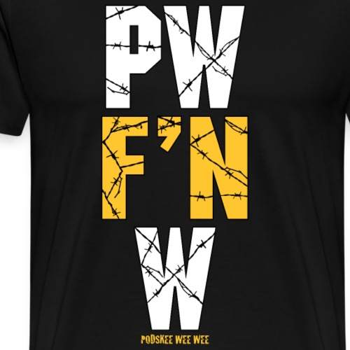 PW F'N W - Men's Premium T-Shirt