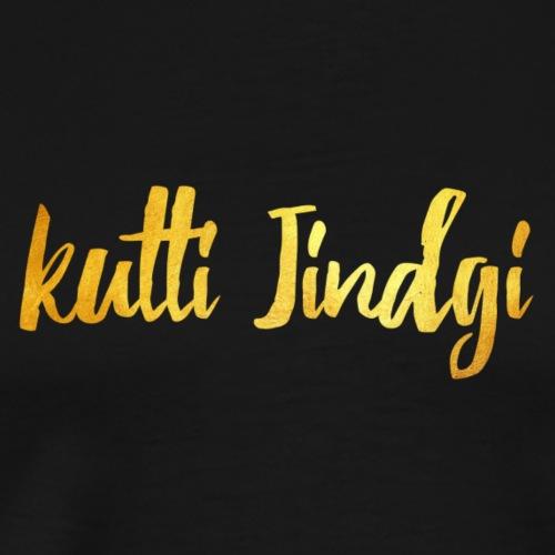 Kutti Jindgi - Men's Premium T-Shirt