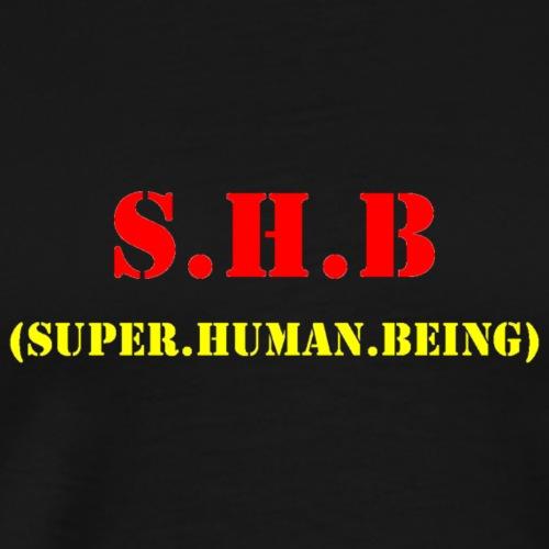 S.H.B - Men's Premium T-Shirt