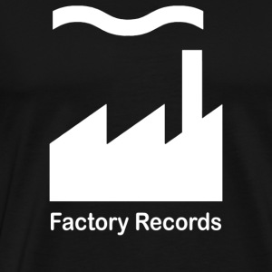 Factory Records - Men's Premium T-Shirt