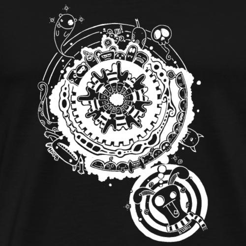 doodle - Men's Premium T-Shirt