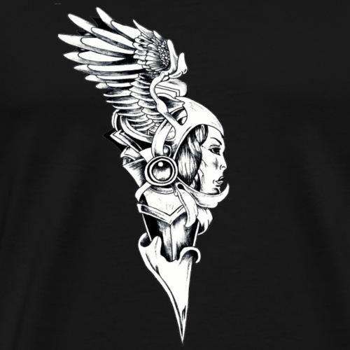 Angel Dagger - Men's Premium T-Shirt