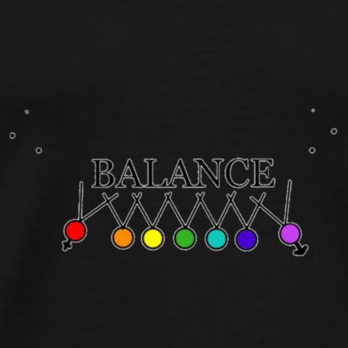 BALANCE - Men's Premium T-Shirt