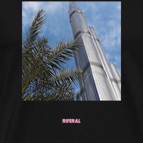 Burj Khalifa - Men's Premium T-Shirt