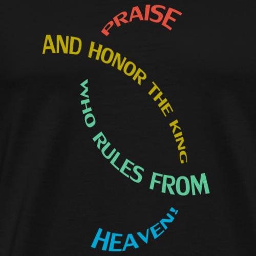 HEAVEN 04 - Men's Premium T-Shirt