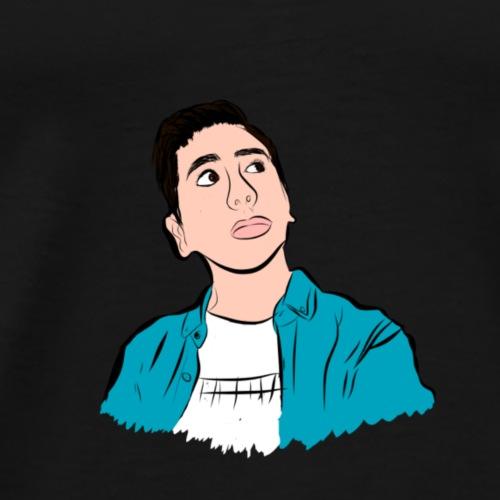 liamthespammer - Men's Premium T-Shirt