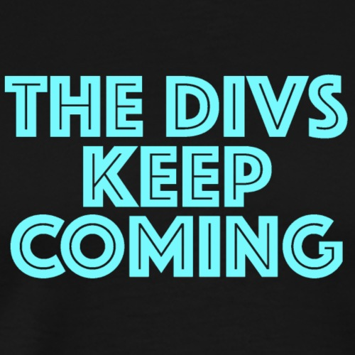 The Divs - Men's Premium T-Shirt