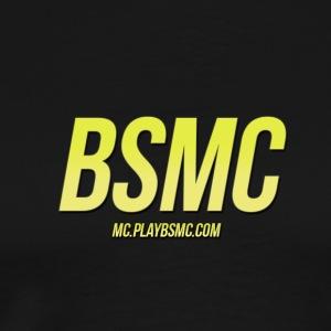 BSMC & IP (Yellow) - Men's Premium T-Shirt