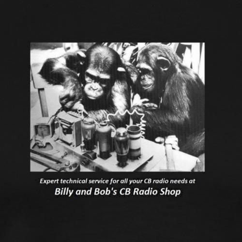 Billy & Bob's CB Radio Shop 2.0 - Men's Premium T-Shirt