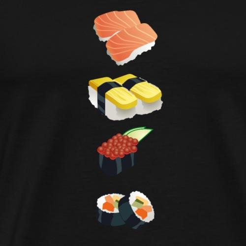 sushi Love - Men's Premium T-Shirt