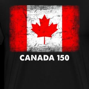 Celebrate CANADA 150! - Men's Premium T-Shirt