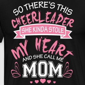 She Call Me Mom T Shirt - Men's Premium T-Shirt