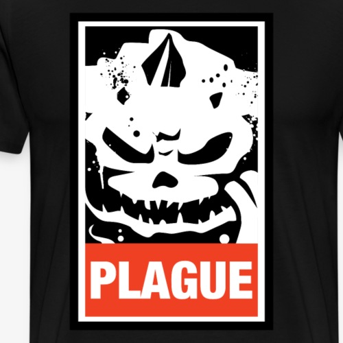 Plague Lord - Men's Premium T-Shirt