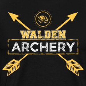 Walden Archery - Men's Premium T-Shirt