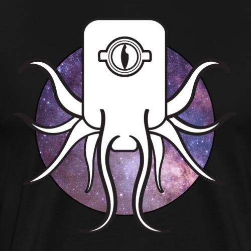 Sheedthulhu from the void - Men's Premium T-Shirt