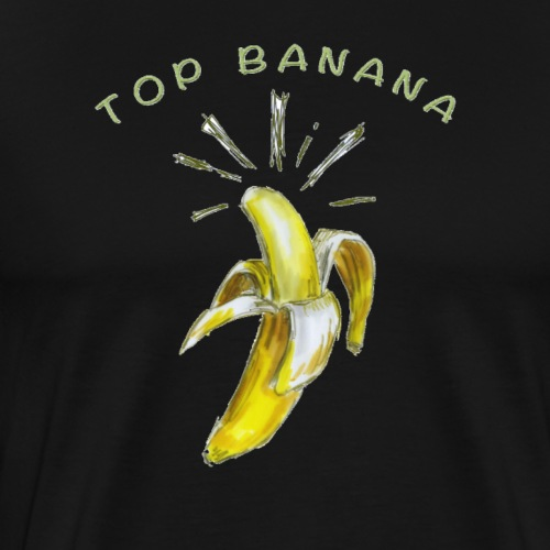 Top Banana - Men's Premium T-Shirt