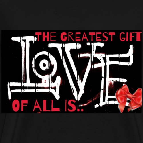 holiday Love tshirt - Men's Premium T-Shirt