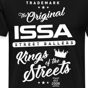 ISSA Kings of the Streets - Men's Premium T-Shirt