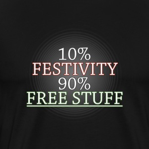The True Meaning of Christmas - Men's Premium T-Shirt