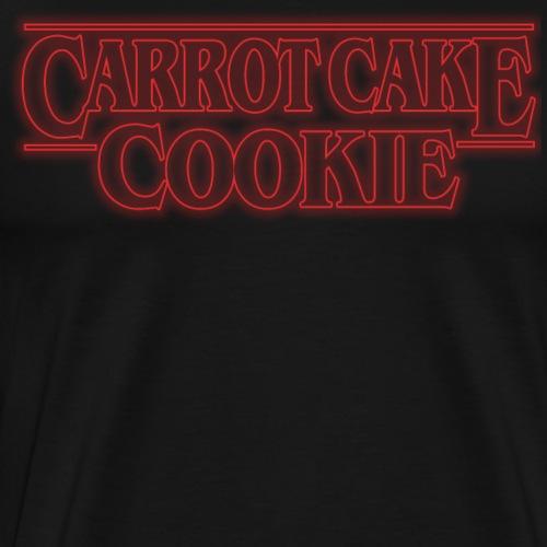 Carrot Cake Cookie - Men's Premium T-Shirt