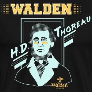 H.D. Thoreau - Men's Premium T-Shirt