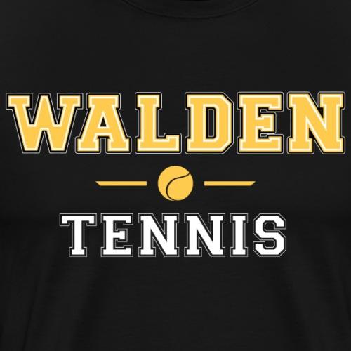 Your Serve. Walden Tennis. - Men's Premium T-Shirt