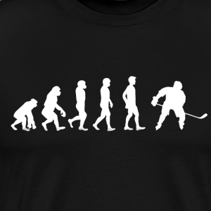 Hockey Evolution - Men's Premium T-Shirt