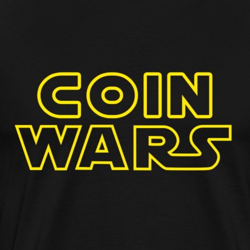 CoinWars - Men's Premium T-Shirt