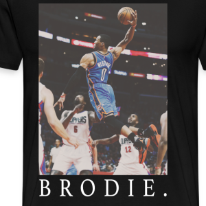 Brodie - Men's Premium T-Shirt