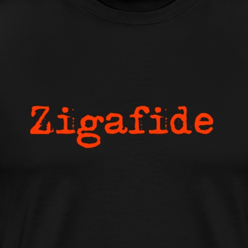 Zigafide - Men's Premium T-Shirt