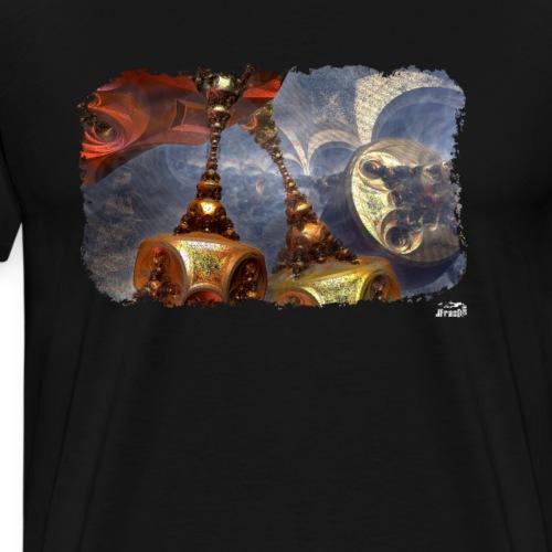 Muta v6, Complex - Men's Premium T-Shirt