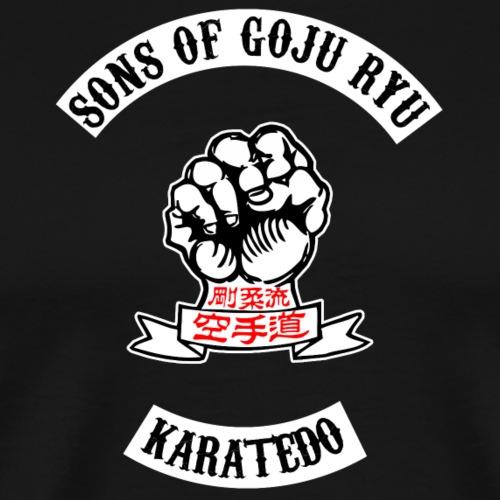 Sons of GoJu Ryu - Men's Premium T-Shirt