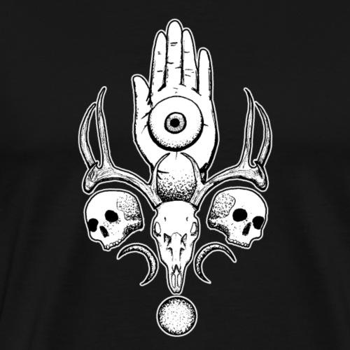 Deer Hand - Men's Premium T-Shirt
