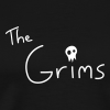 The Grims Logo - Men's Premium T-Shirt
