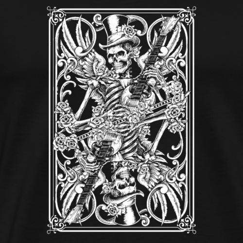Playing Card - Men's Premium T-Shirt
