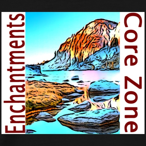 The Enchantments Core Zone - Men's Premium T-Shirt