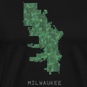 milwaukee green - Men's Premium T-Shirt