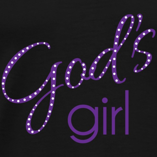 God's Girl - Men's Premium T-Shirt