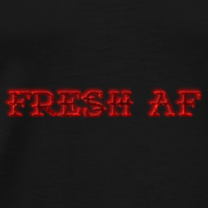 Lava Fresh AF - Men's Premium T-Shirt