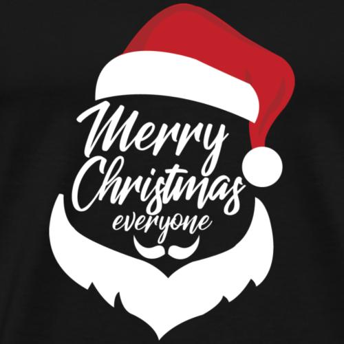 merry christmas everyone - Men's Premium T-Shirt