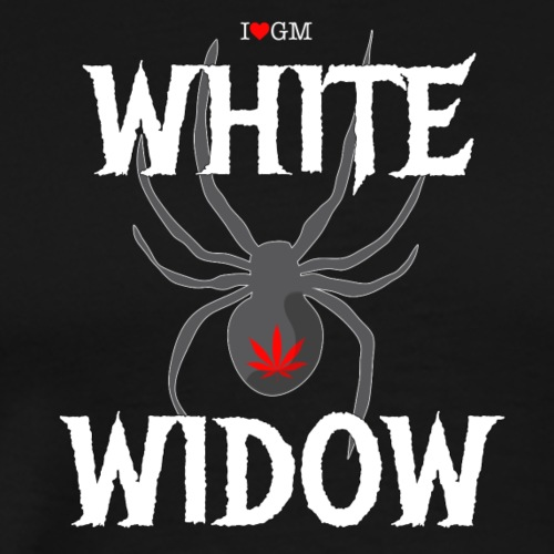 ILGM White Widow - Men's Premium T-Shirt