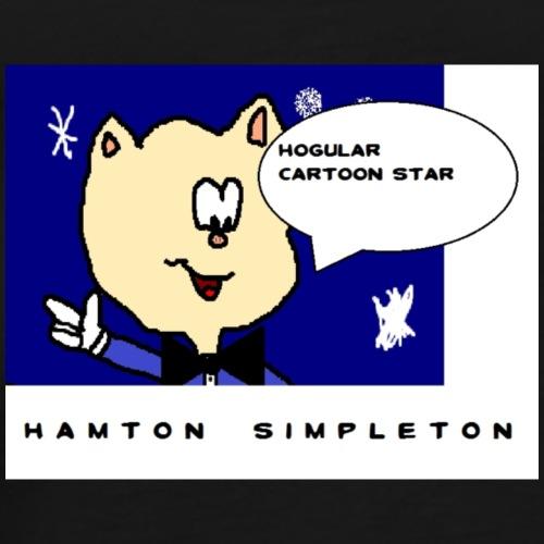 Hamton Simpleton - Men's Premium T-Shirt