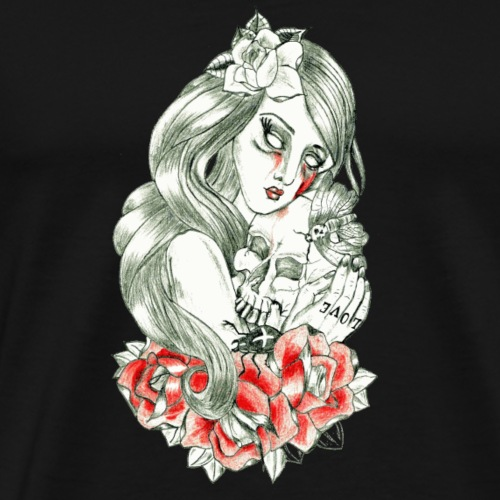 Kiss of Love - Men's Premium T-Shirt