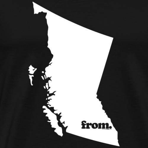 from british Columbia - Men's Premium T-Shirt