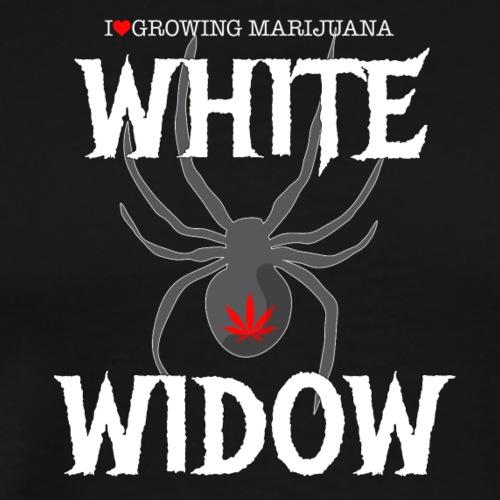 White Widow - Men's Premium T-Shirt