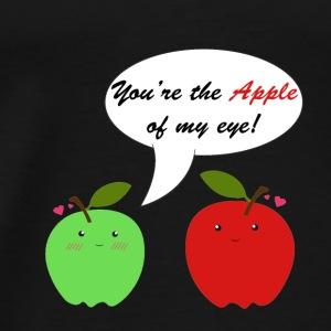 The Apple of My Eye! - Men's Premium T-Shirt